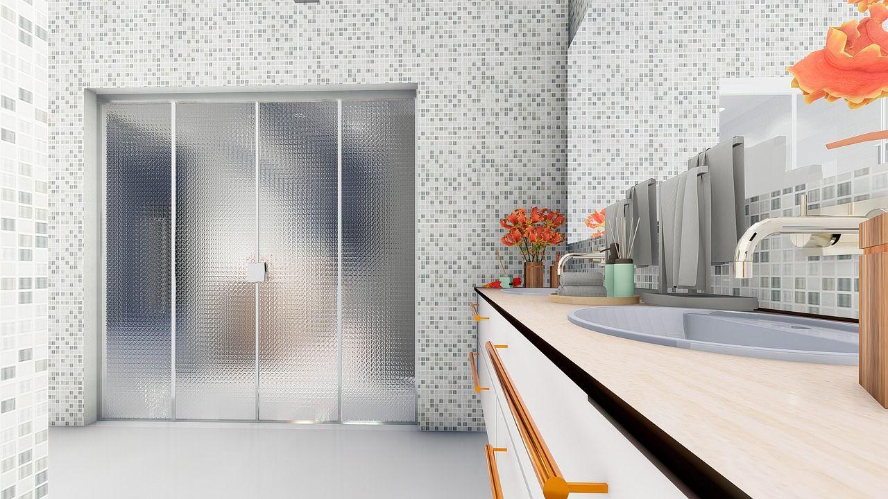 Co Na ściany W łazience Zamiast Płytek łazienka Projekt