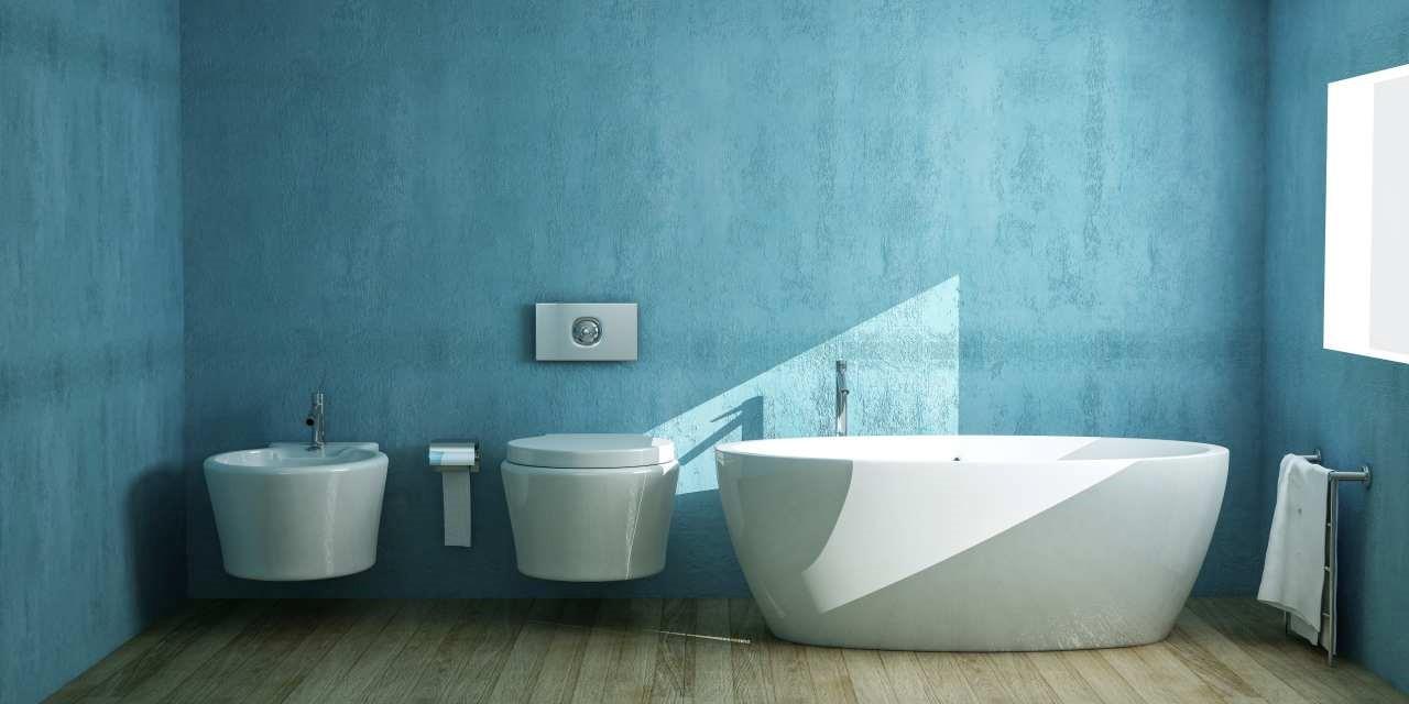 Jak wnieść nieco koloru do łazienki?
