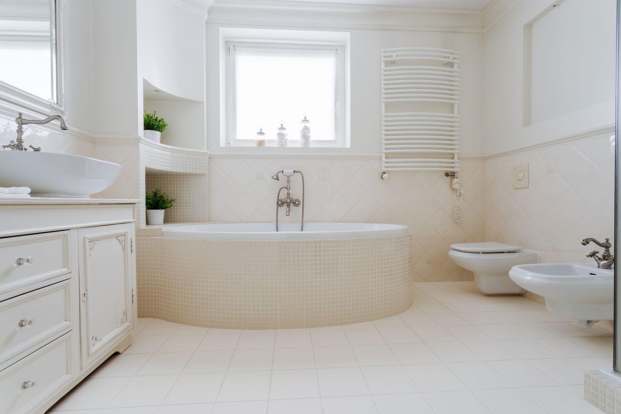 Meble do łazienki w stylu klasycznym